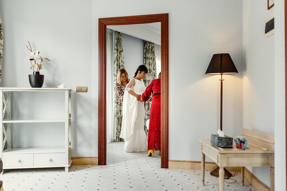 fotógrafo de bodas en cantabria, Fotógrafo de bodas en Santander, Balneario de Solares, Hotel Castilla Termal Balneario de Solares, Rubén Gares,007