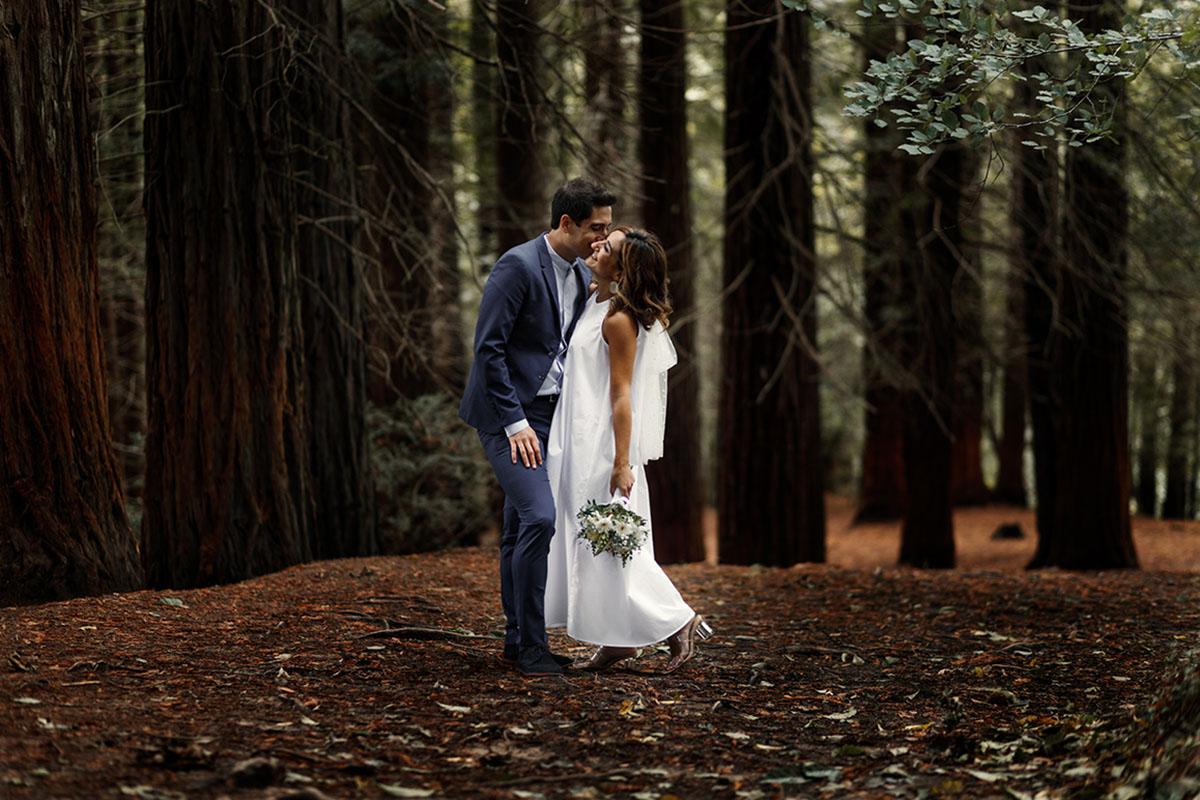 ruben gares, fotografo de bodas en cantabria, santander, bosque secuoyas,cabezon de la sal,